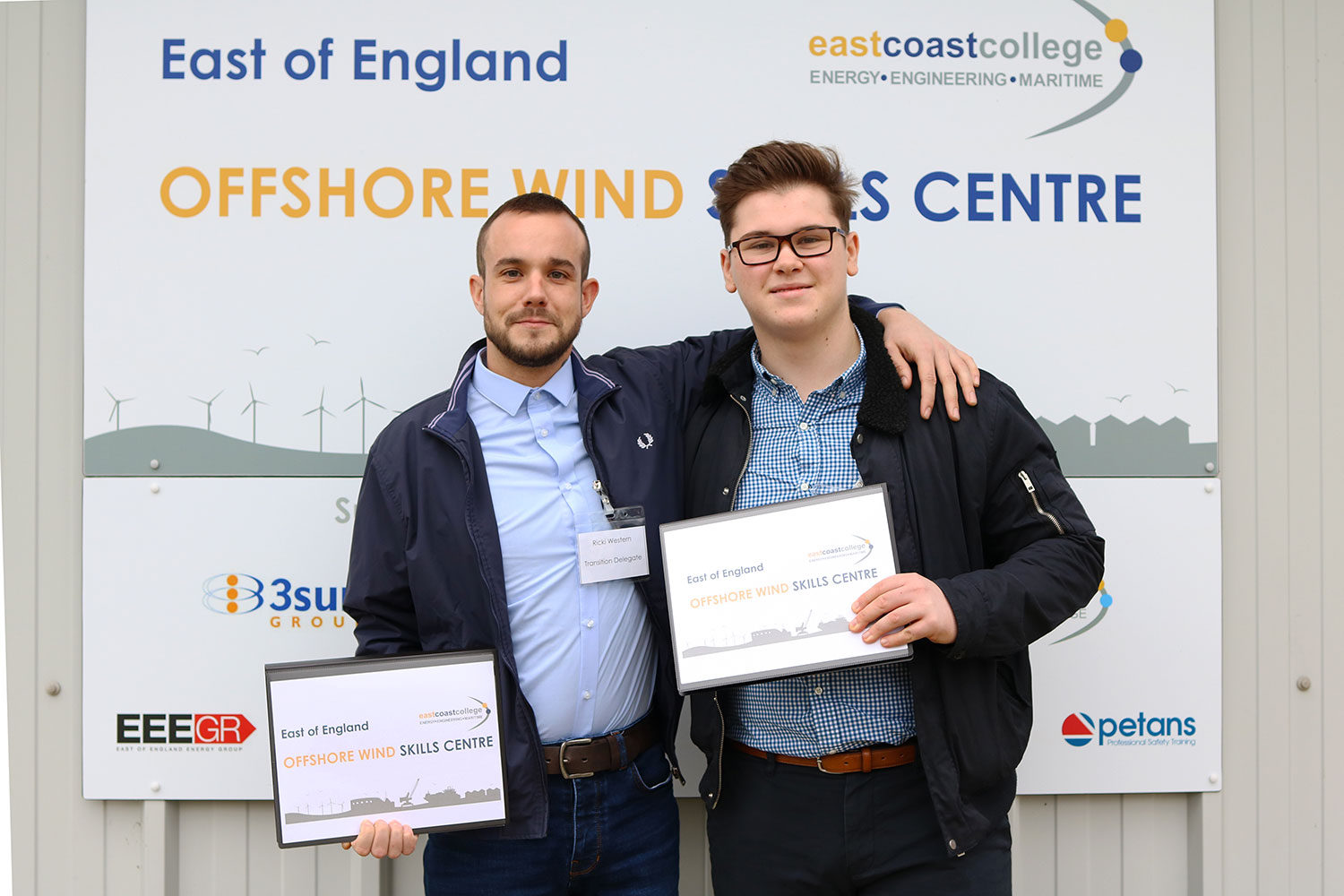 Organisation Image: (East of England Offshore Wind Skills Centre: Graduates)