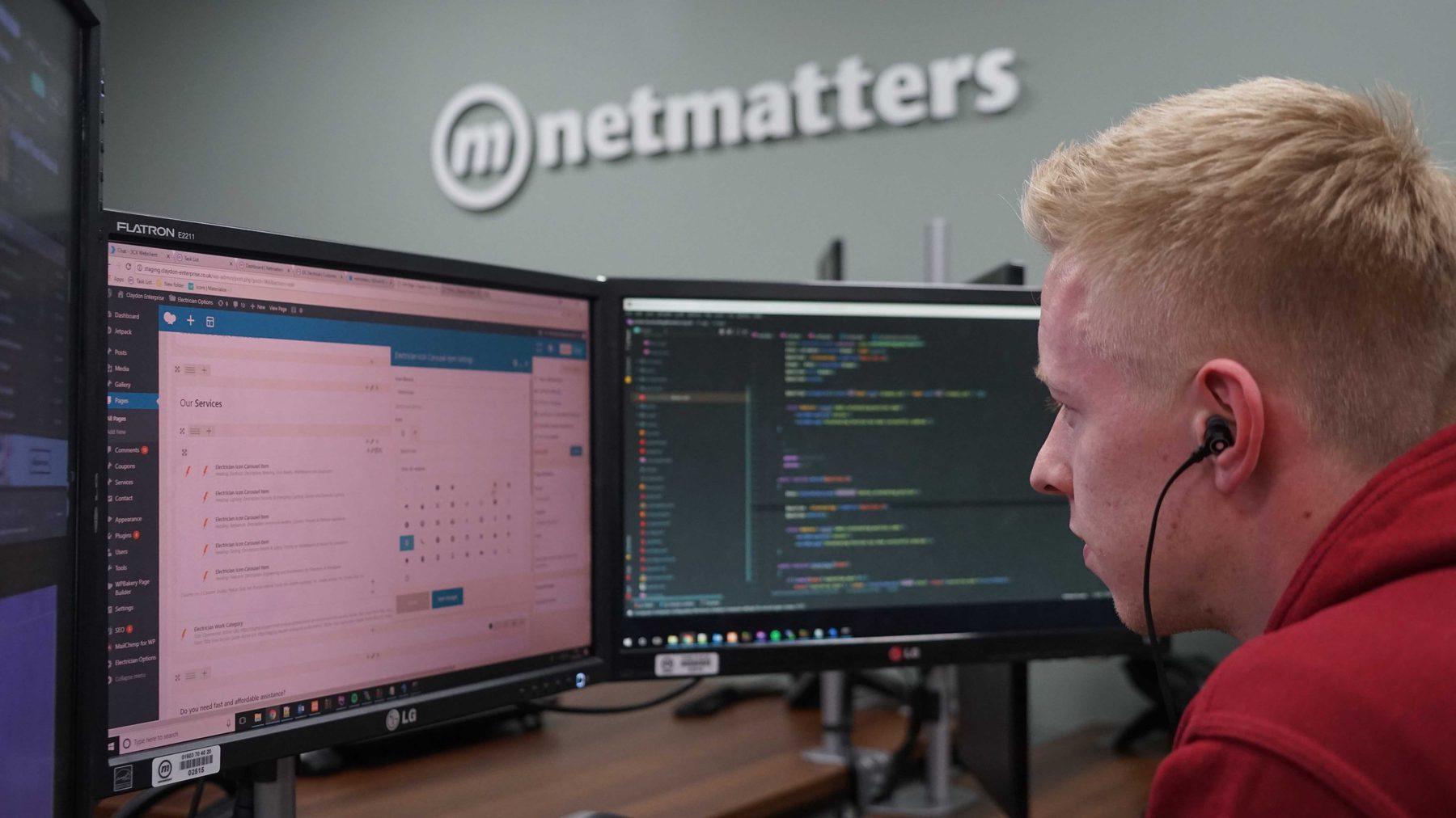 Netmatters Scion Scheme