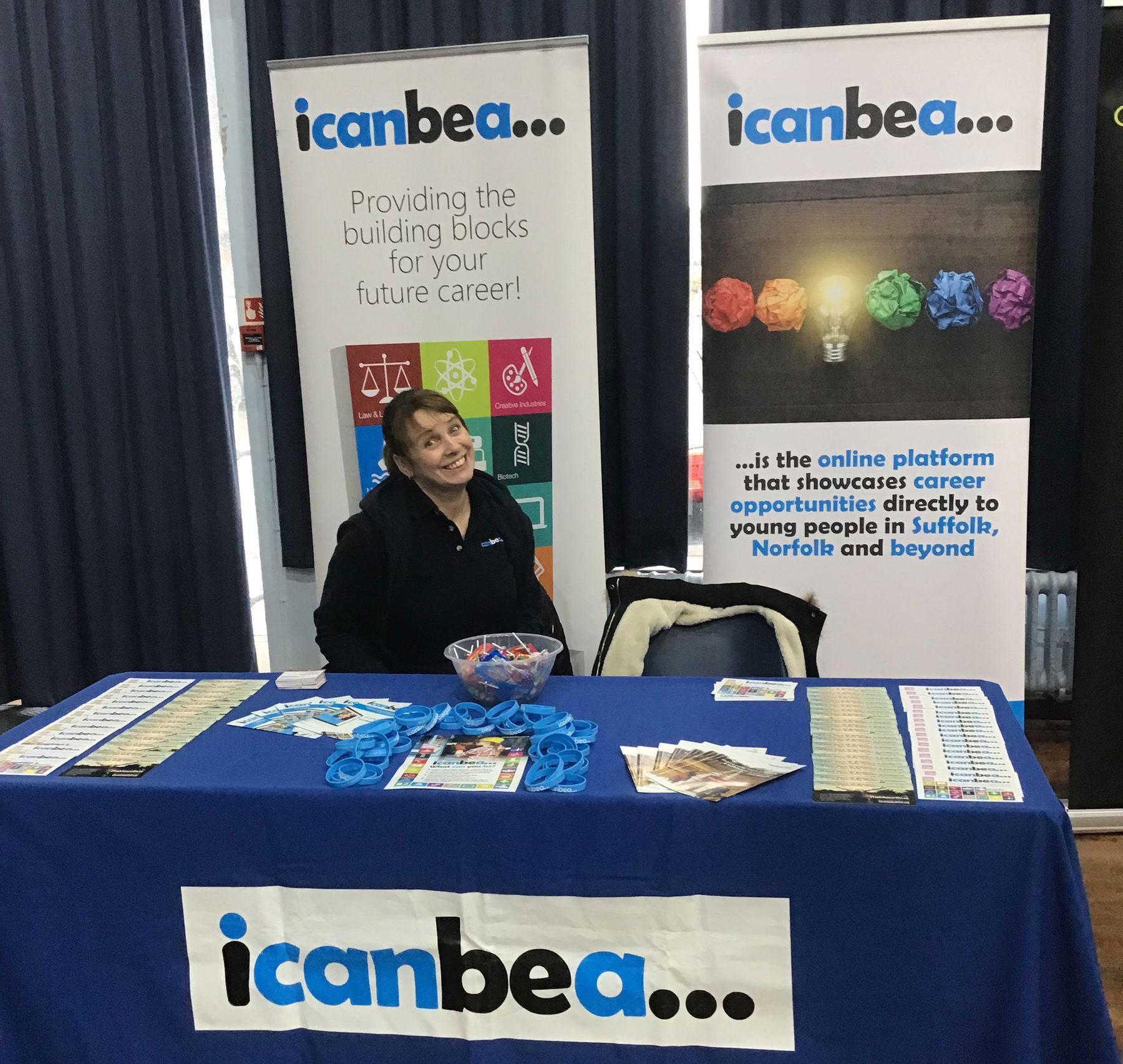 Site Image (icanbea... careers fair)