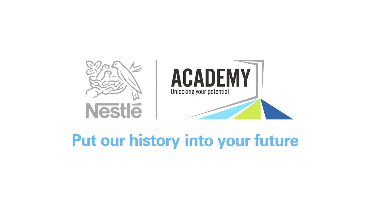 Company Image (Purina UK:  Nestlé Academy - Academy Logo)
