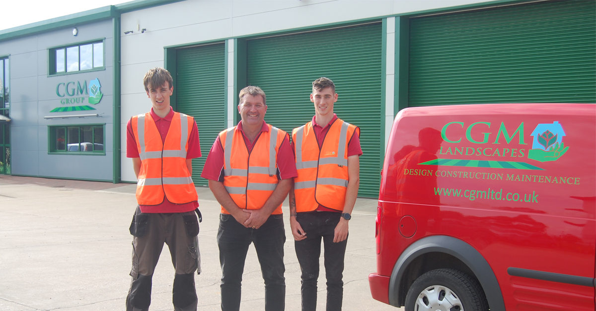 Apprentices step up to full time positions at CGM Group
