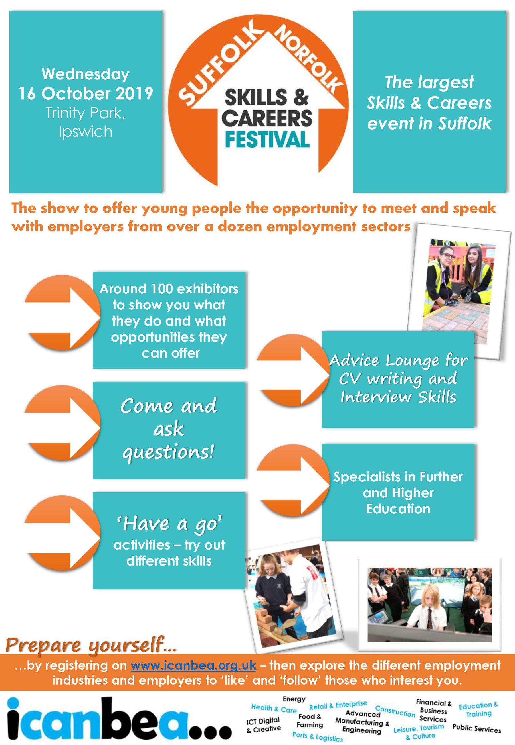 Skills Festival Poster V4
