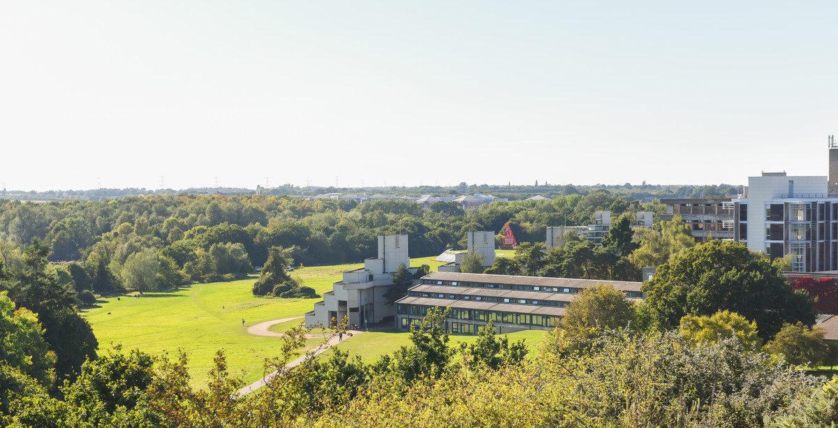 Uea Campus 141 Of 156 David Kirkham Fisheye Images