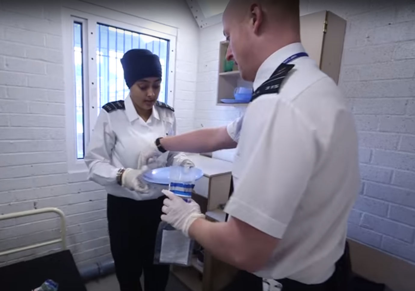 Sector Image (Her Majesty's Prison and Probation Service: Cell checks)