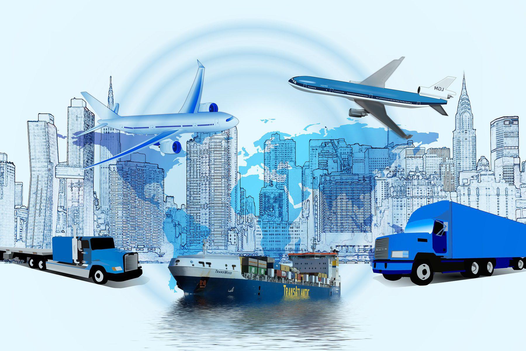 Logistics Header