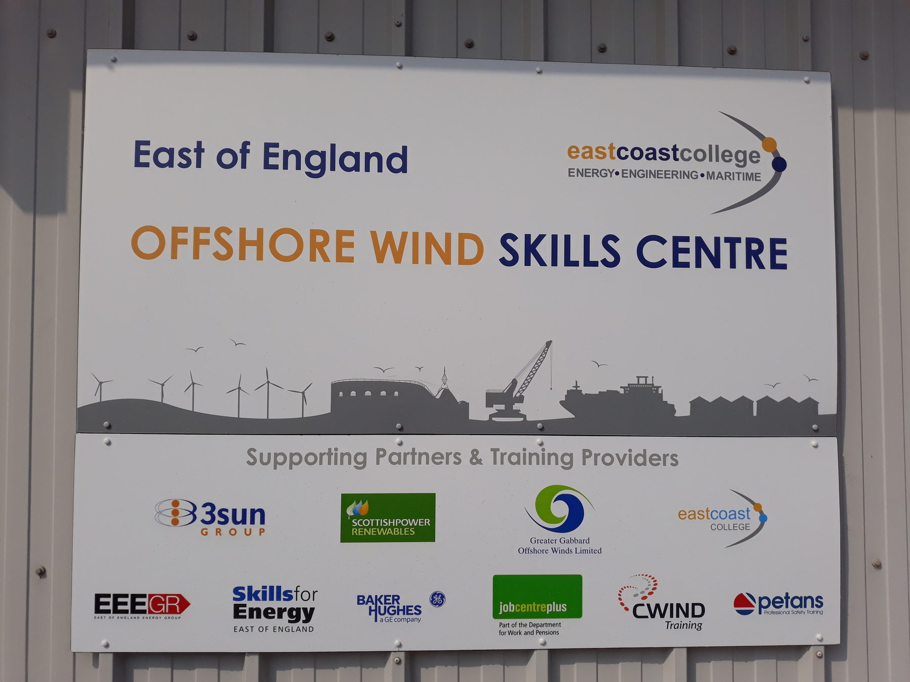 Organisation Image (Offshore Wind Skills Centre: Offshore Wind Skills Centre Board)