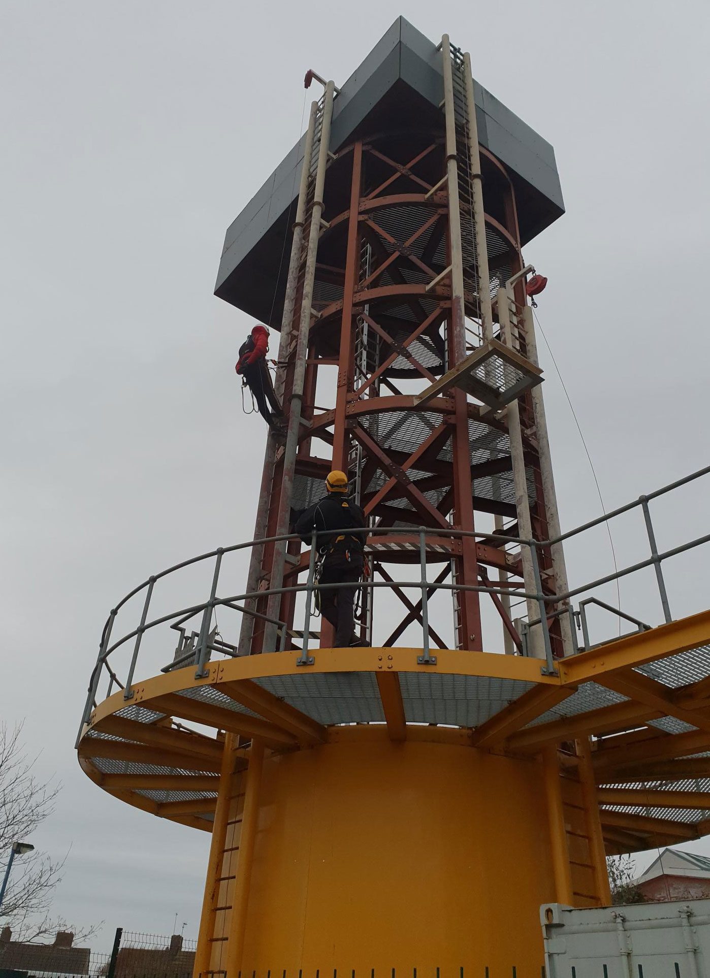 Organisation Image (Offshore Wind Skills Centre: Working at Heights)