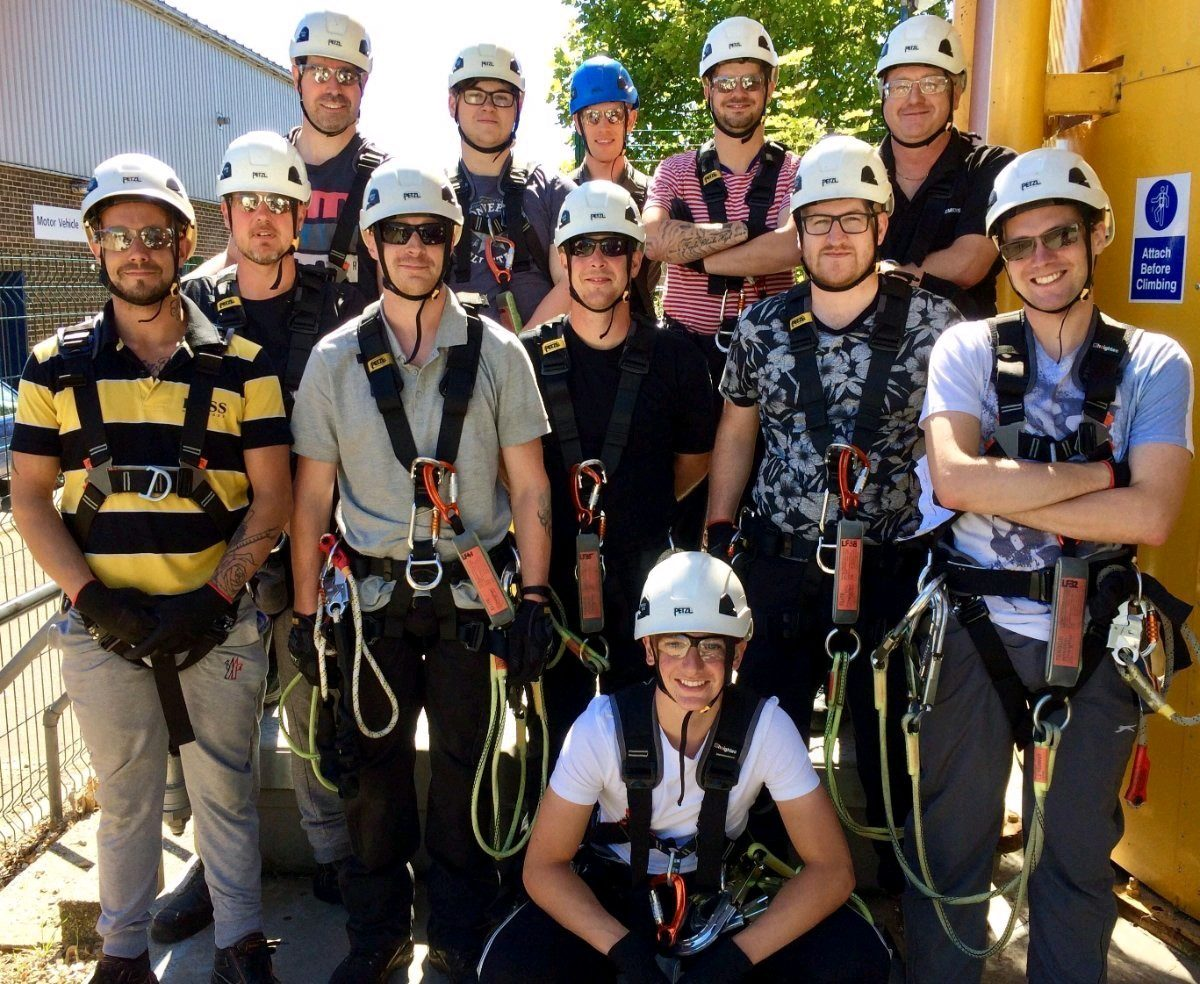 Organisation Image (Offshore Wind Skills Centre: Cohort 1 Working at Heights)