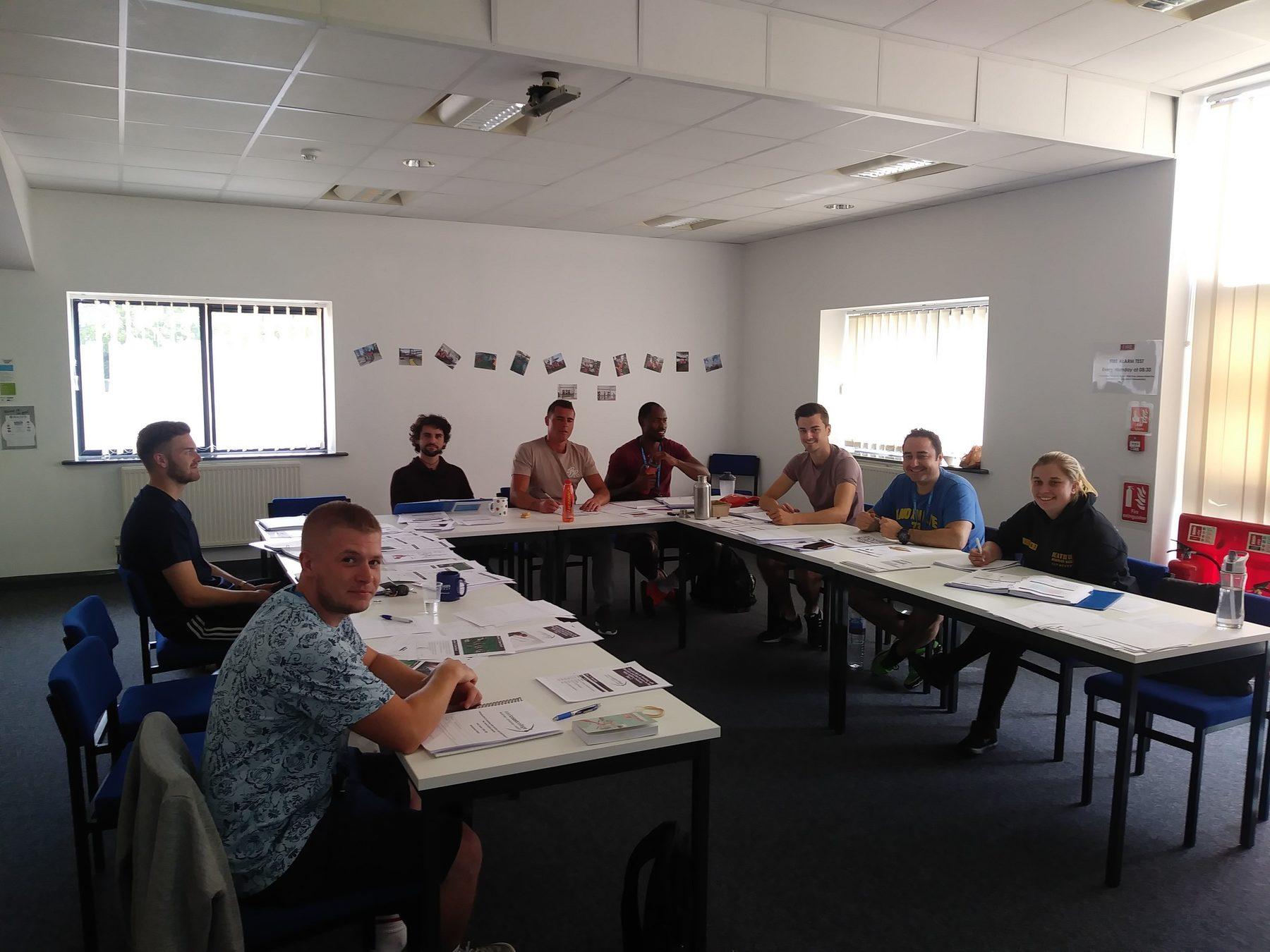 Organisation Image (Offshore Wind Skills Centre: Cohort 4 - Classroom)