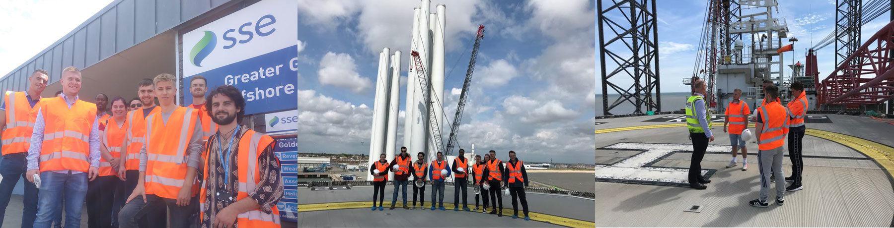 Organisation Image (Offshore Wind Skills Centre: Cohort 4 - Trip - Seajacks X3)