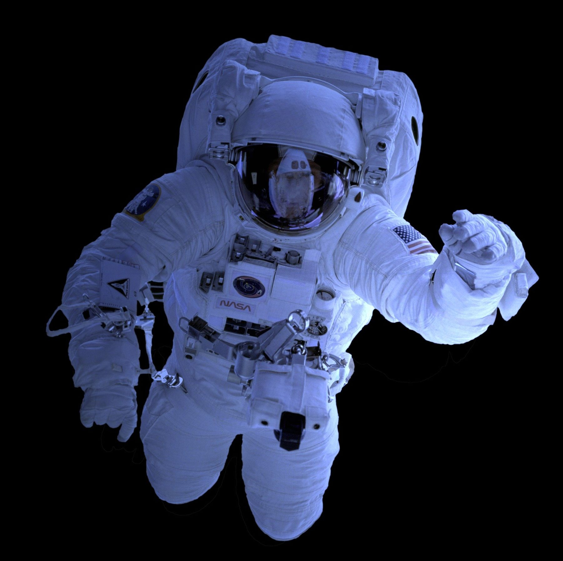 Site Image (Astronaut: NASA, Spacewalk, Spacesuit, Space)