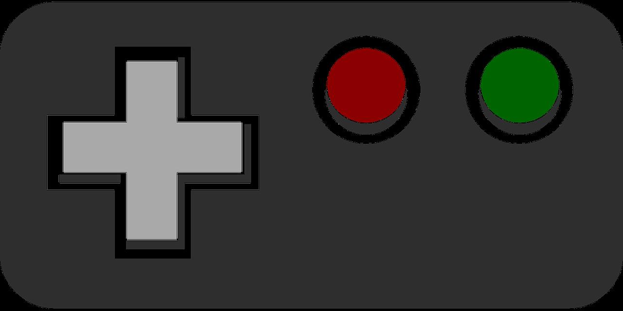 Site Image (Game controller, joypad)