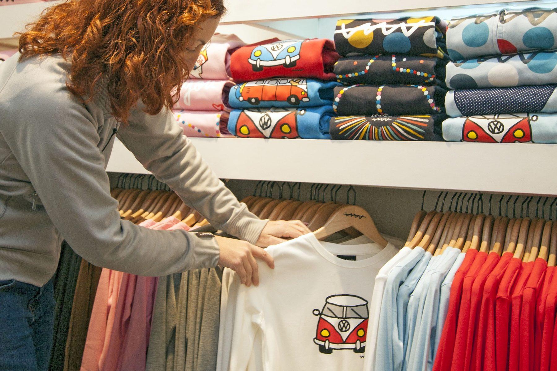 Site Image (Clothes, Shop, Assistant, Shopper, Charity, Retail)