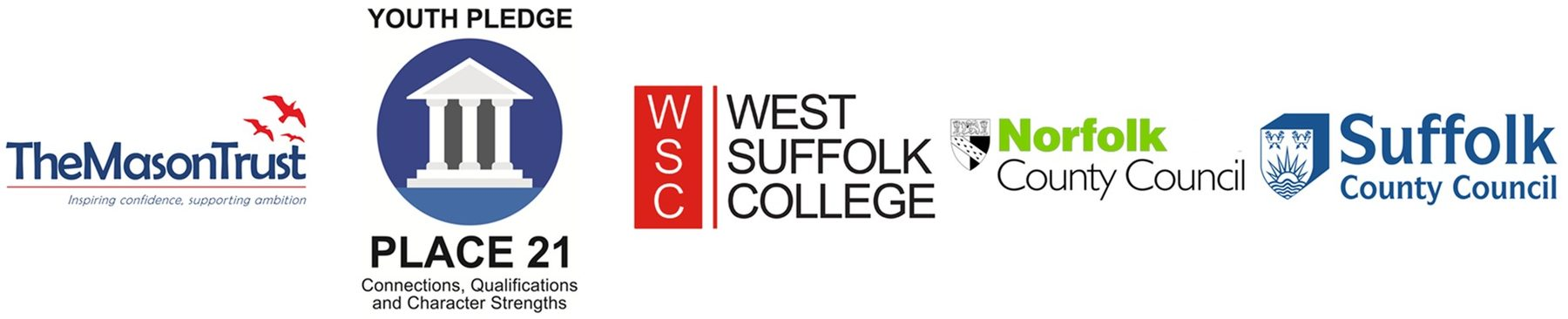 Site Image (CV Wizard Partners: The Mason Trust, Place 21, West Suffolk College, Norfolk County Council, Suffolk County Council)