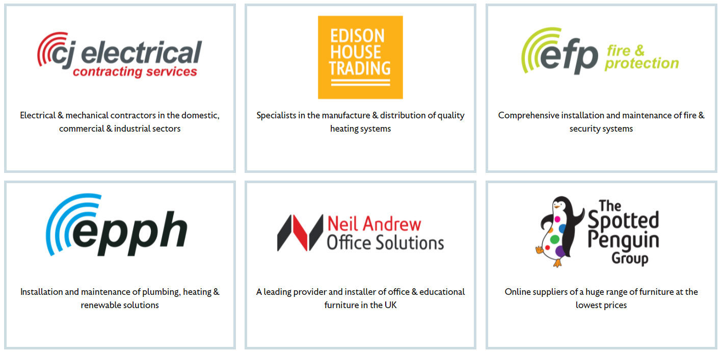 Organisation Image (Edison House Group: Our Companies)