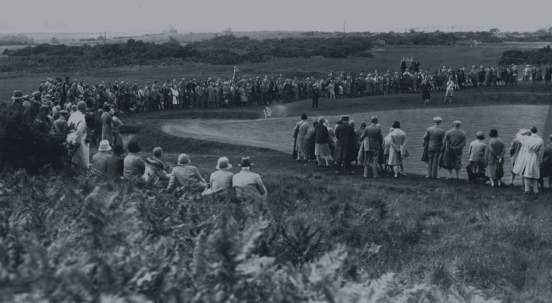Aldeburgh Golf History Photo